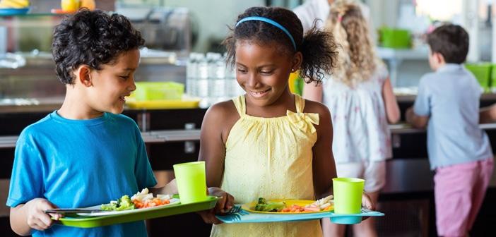 Studie So Essen Kinder Schule
