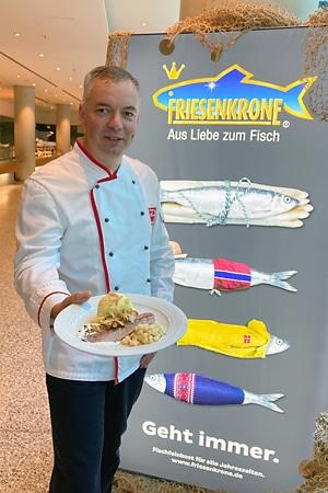 Bundestag Betriebsrestaurant Matjesaktion