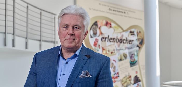 Bernhard Neumeister Erlenbacher Backwaren Ruhestand