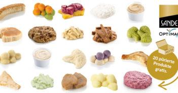 Sander Foodtest