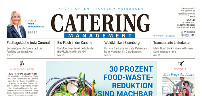 Catering Management 11/2020