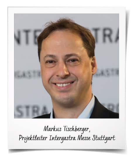 Markus Tischberger, Projektleiter der INTERGASTRA digital