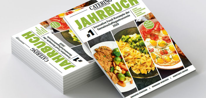 Jahrbuch innovative Food-Konzepte der Gemeinschaftsgastronomie 2020