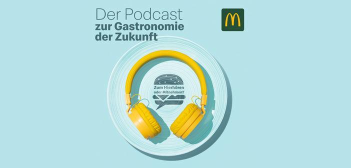 McDonald's Deutschland Podcast