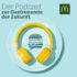 McDonald's veröffentlicht Podcast-Folge