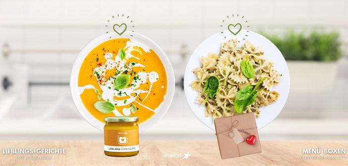 Aramark Foodservice für Zuhause