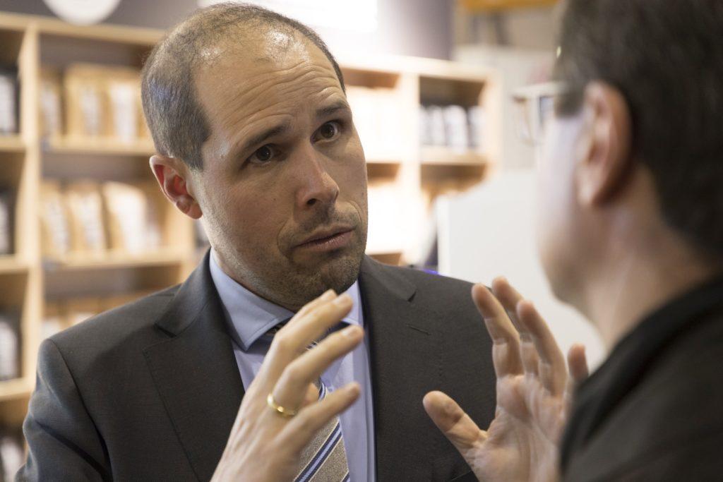 Intergastra digital Dr. Steffen Schwarz von Coffee Consulate
