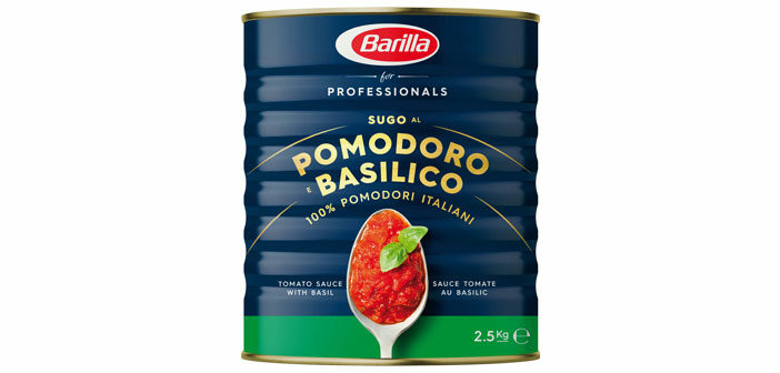 Barilla Sugo Al Pomodoro & Basilico