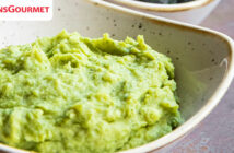 Kartoffel-Broccoli-Brei