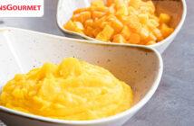 Kartoffel-Kürbis-Brei