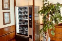 PLAZA Hotelgroup mit Flavura Automaten