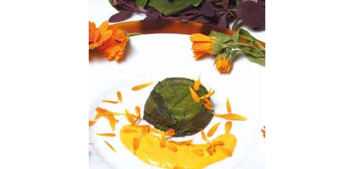 Ringelblumenkuchen